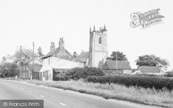 St Stephen's Church c.1960, Newport