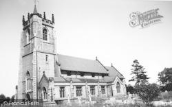 St Stephen's Church c.1965, Newport