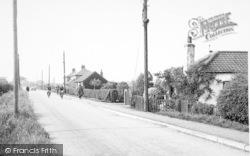 Station Lane c.1960, Newport