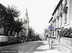Newport, Stow Hill 1932