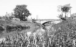 The Bridge c.1965, Newport
