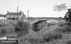 The Canal Bridge c.1955, Newport