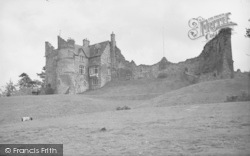 Newport, The Castle c.1930