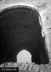 Newport, The Castle c.1950