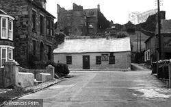 Newport, The Castle c.1955