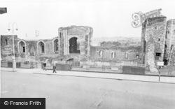 Newport, The Castle c.1960
