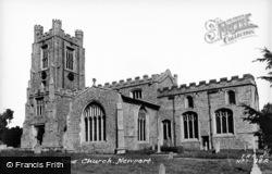 Newport, The Church c.1935