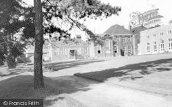 The Grammar School c.1960, Newport