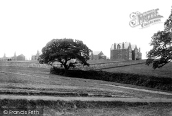 Newport, The Hospital 1896
