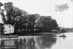 Newport, The Medina c.1900