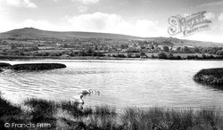 Newport, The Nature Reserve c.1955