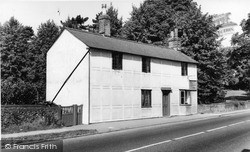 Newport, The Toll House c.1960