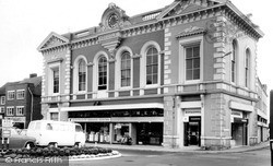 The Town Hall c.1965, Newport