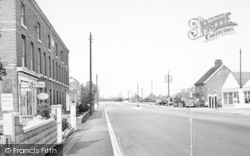 The Village c.1960, Newport