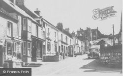 Newport, Town And Castle c.1960