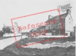 Newport, Town Approach c.1955