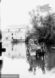 Newport, Town Gate Mill 1913
