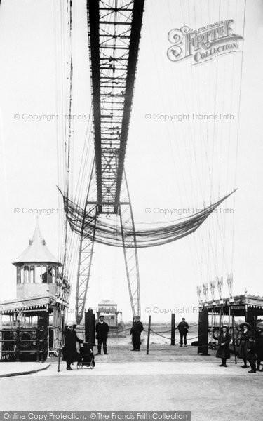 Photo of Newport, Transporter Bridge 1910, ref. 62513