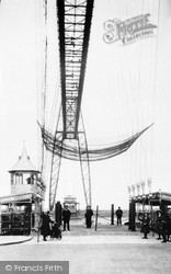 Newport, Transporter Bridge 1910