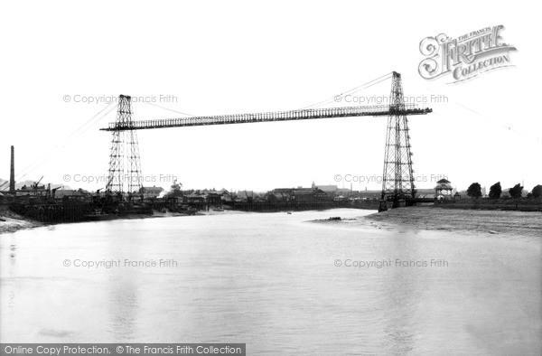 Photo of Newport, Transporter Bridge 1932, ref. n25111
