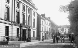 Victoria Hotel 1902, Newport