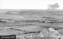 Newport, View From Carningli c.1955