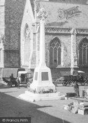 Newport, War Memorial 1923