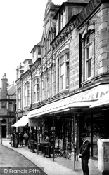 Newquay, Bank Street 1912