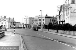 Newquay, Cliff Road c.1960