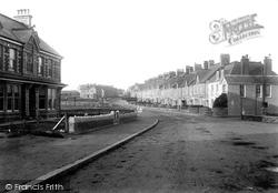 Newquay, Cliff Terrace 1892