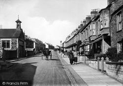 Newquay, Crantock Street 1918