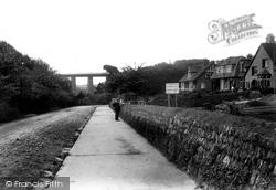 Newquay, Edgecombe Avenue 1907