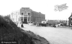 Newquay, Fistral Bay Hotel 1931
