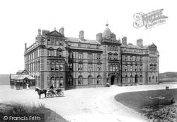 Newquay, Headland Hotel 1901