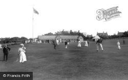 Links Putting Match 1907, Newquay