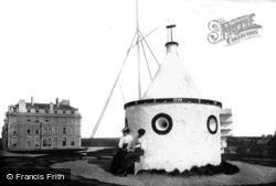 Newquay, The Beacon 1894