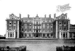 Newquay, Victoria Hotel 1900