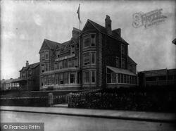 Newquay, Windsor Hotel 1931
