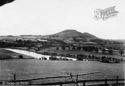 And Eildon Hills c.1955, Newstead