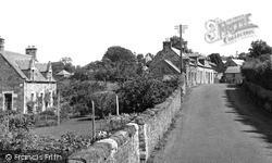 The Village c.1955, Newstead