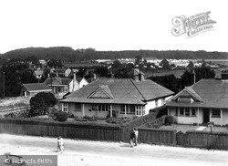 Newton, A Glimpse Of The Camp c.1950