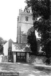 Newton Abbot, All Saints Church, Highweek 1890