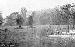 Newton Abbot, Bakers Park 1930