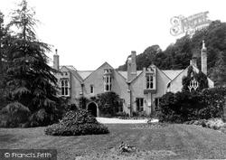 Newton Abbot, Bradley Manor House 1890