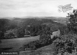 Newton Abbot, Bradley Woods And Tors 1922
