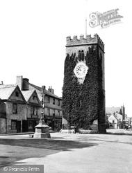 Newton Abbot, Clock Tower 1898