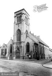 Newton Abbot, Congregational Church 1906
