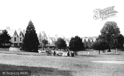 Newton Abbot, Courtenay Park 1896