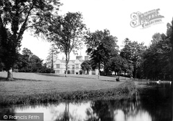 Newton Abbot, Forde House 1890