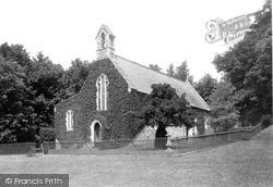 Newton Abbot, Haccombe Church 1890